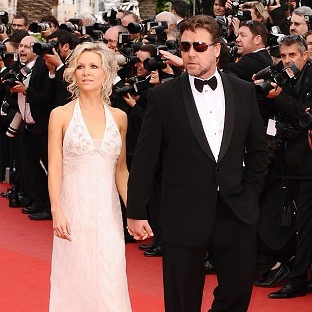 Russell Crowe and wife Danielle Spencer have apparently separated