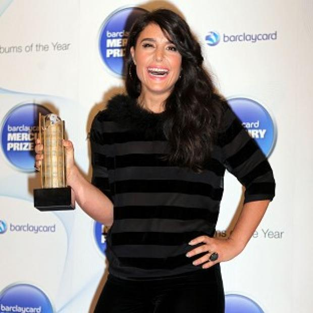 Jessie Ware is happy to be on the Mercury shortlist