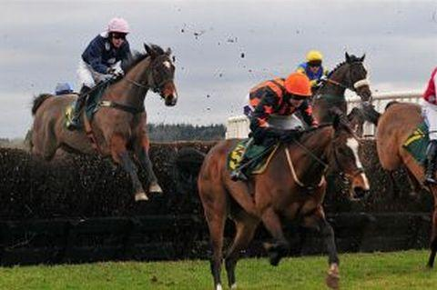 Taunton Racecourse's third meeting on January 29