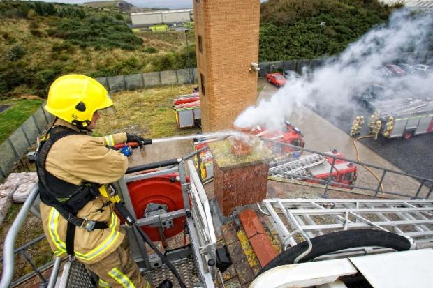 Sweep plea to homeowners after nine chimney fires in Somerset