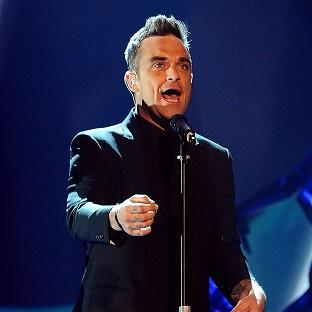 Robbie Williams became a father earlier this year