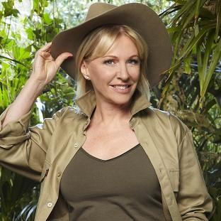 Nadine Dorries and her team were forced to get used to outdoor
