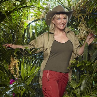 Nadine Dorries won a Bushticker Trial that involved eating a camel toe