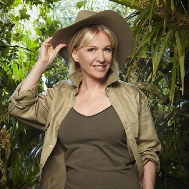 Burnham and Highbridge Weekly News: MP Nadine Dorries said she is already back at work after being kicked out of the jungle