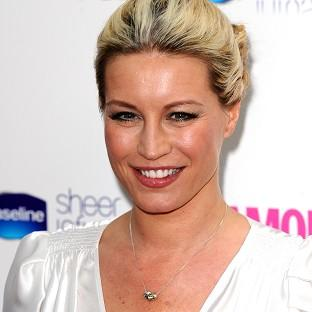 Denise Van Outen again topped the leaders board on Strictly
