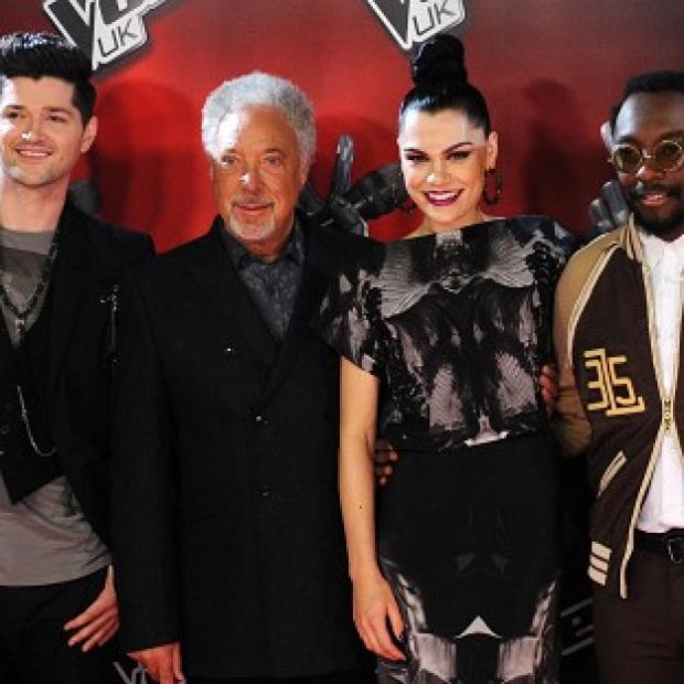 Danny O'Donoghue, Tom Jones, Jessie J and Will.I.Am are returning to The Voice