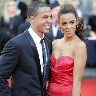 Marvin Humes is looking forward to spending Christmas with his pregnant wife Rochelle Wiseman