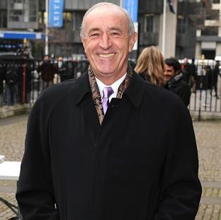 Len Goodman kept his wedding a secret from the guests