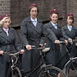 Call The Midwife was a hit with Christmas TV viewers