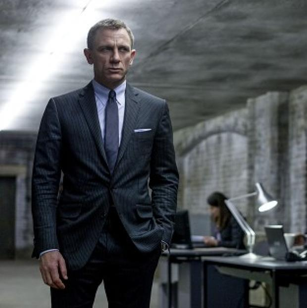 Daniel Craig stars as James Bond in Skyfall (AP/Sony Pictures, Francois Duhamel)