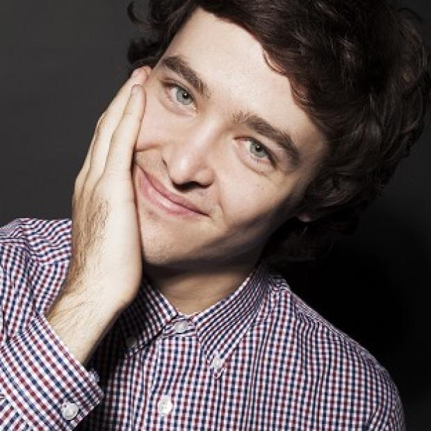 Alexander Vlahos had his head shaved during filming for Privates