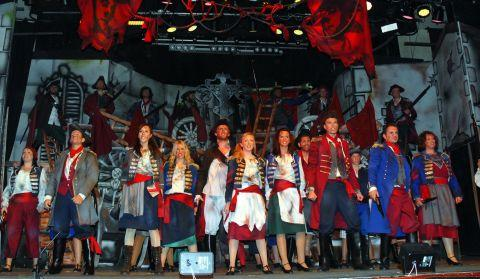 Entertainers wanted for Bridgwater's carnival concerts