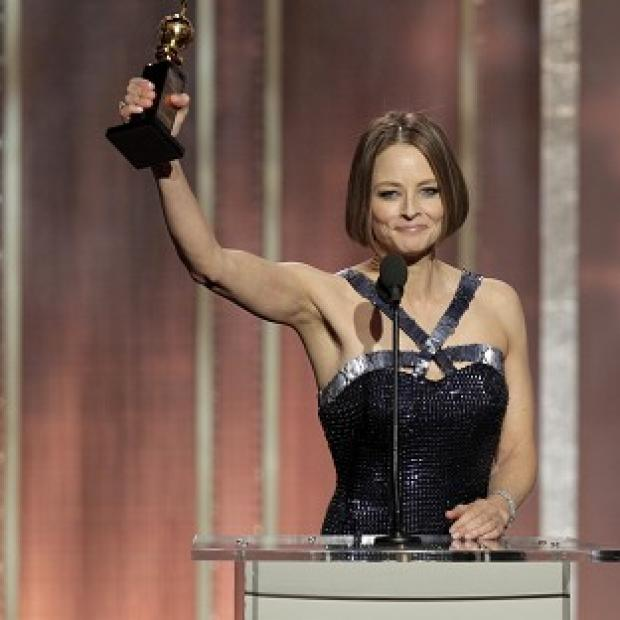 Jodie Foster made an emotional speech at the Golden Globes