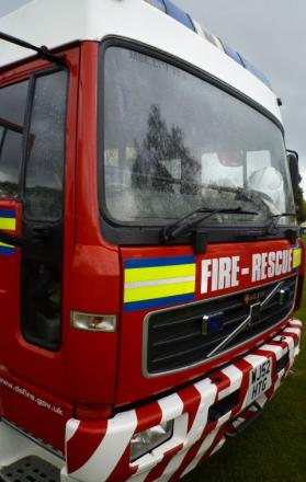 Wedmore school closed due to fire