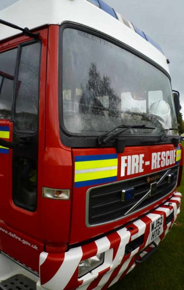 Burnham and Highbridge Weekly News: Wedmore school closed due to fire