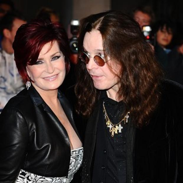 A fire broke out at Ozzy and Sharon Osbourne's home