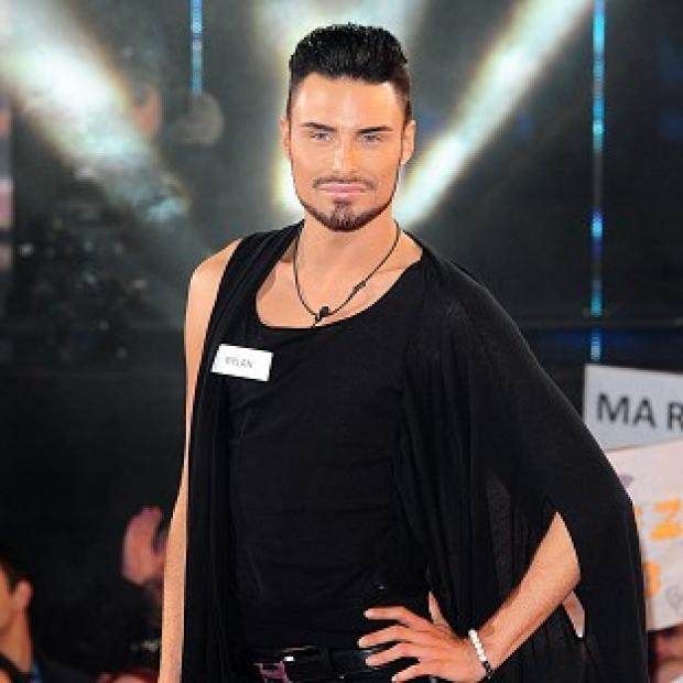 Burnham and Highbridge Weekly News: Rylan Clark has been leaving the house to prepare for the X Factor tour