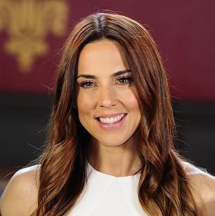 Mel C is in training to travel along the Zambezi River for Comic Relief