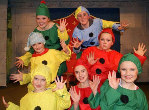 Heigh-ho, Heigh-ho, it's time for a panto at Brean Village Hall