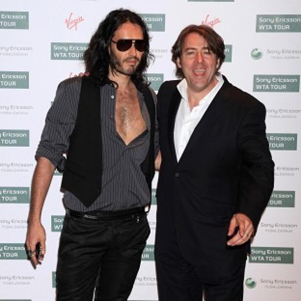 Russell Brand and Jonathan Ross have talked about the Sachsgate scandal