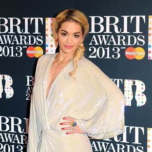 Rita Ora is signed to Jay-Z's Roc Nation label