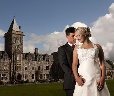 Wedding fair date for Somerset couples