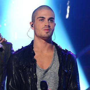 Max George doesn't have any romantic plans for Valentine's Day