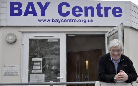 Vice chair of the BAY Centre committee, Mike Lang