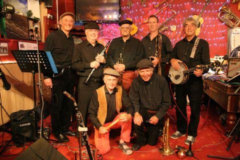 Foot-tapping Dixieland Jazz in Cannigton, near Bridgwater