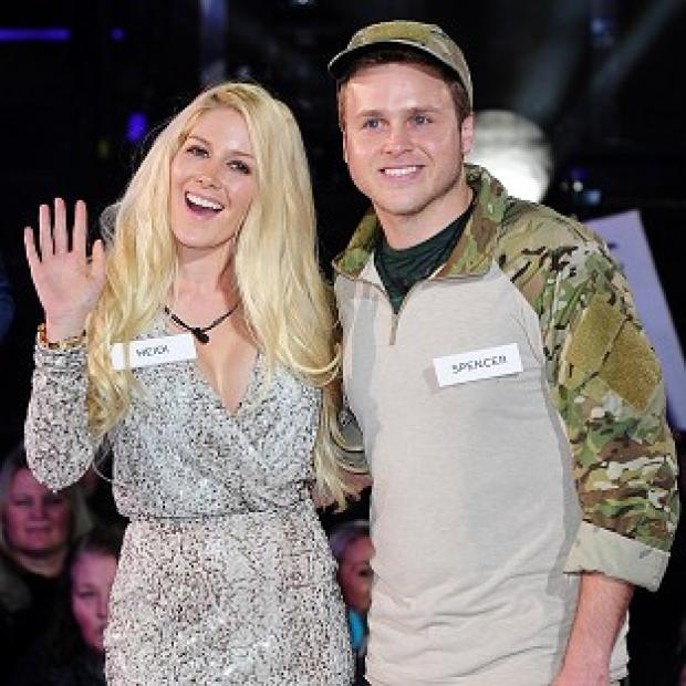 Heidi Montag and Spencer Pratt have a new show on Channel 5