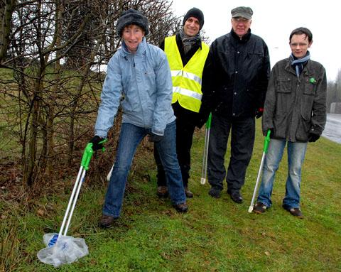 Volunteers needed to clear up Berrow Dunes this weekend