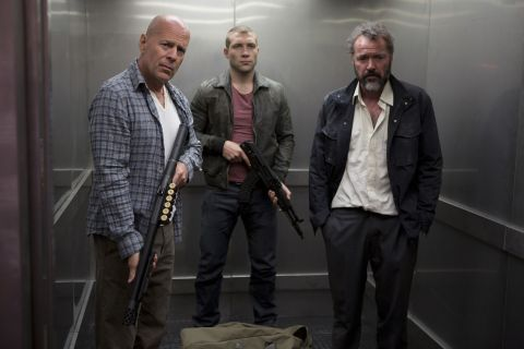 FILM: A Good Day to Die Hard (12A)