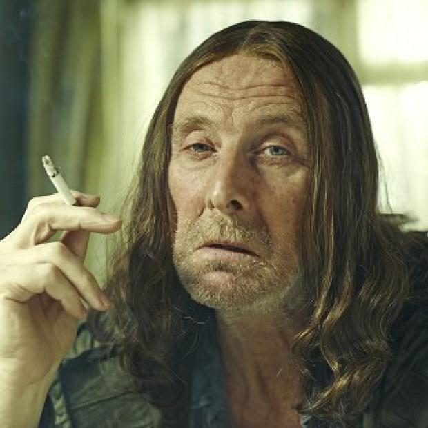 David Threlfall has starred as Frank Gallagher in Shameless for 10 years