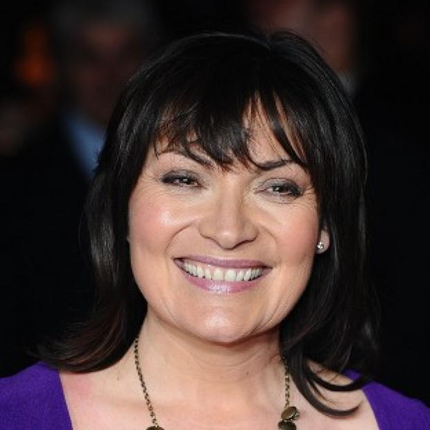Lorraine Kelly was interviewed by Piers Morgan