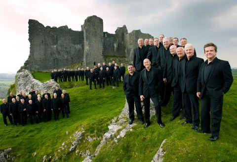 Treorchy Male Choir at Weston