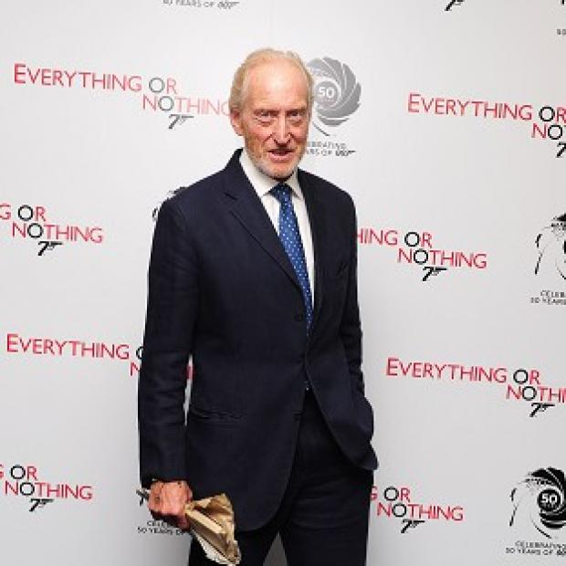 Charles Dance said that he loves doing comedy