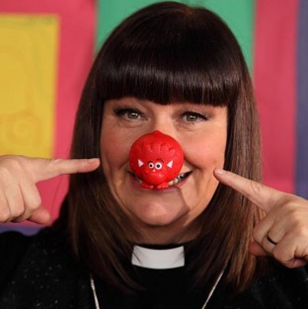 Dawn French will return as Geraldine Granger in a Vicar of Dibley Comic Relief special