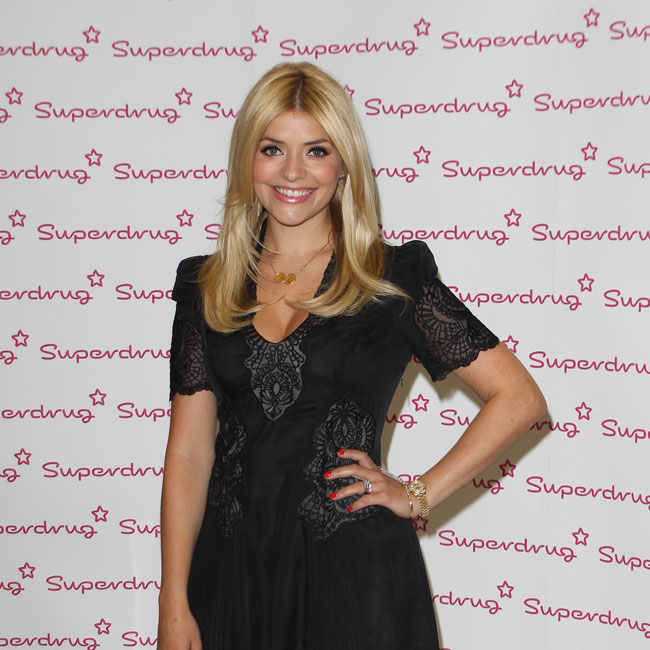 Burnham and Highbridge Weekly News: Holly Willoughby