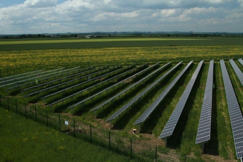 Plans announced for solar park in Watchfield