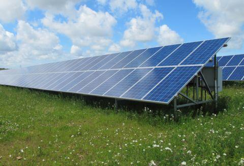 Shares in £1m Wedmore solar energy plant go on sale
