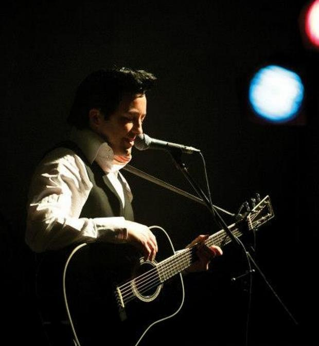 Burnham and Highbridge Weekly News: CLIVE John is Johnny Cash on the Roadshow