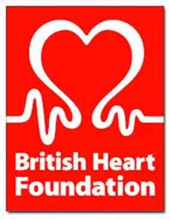 Ramp up the Red for the British Heart Foundation