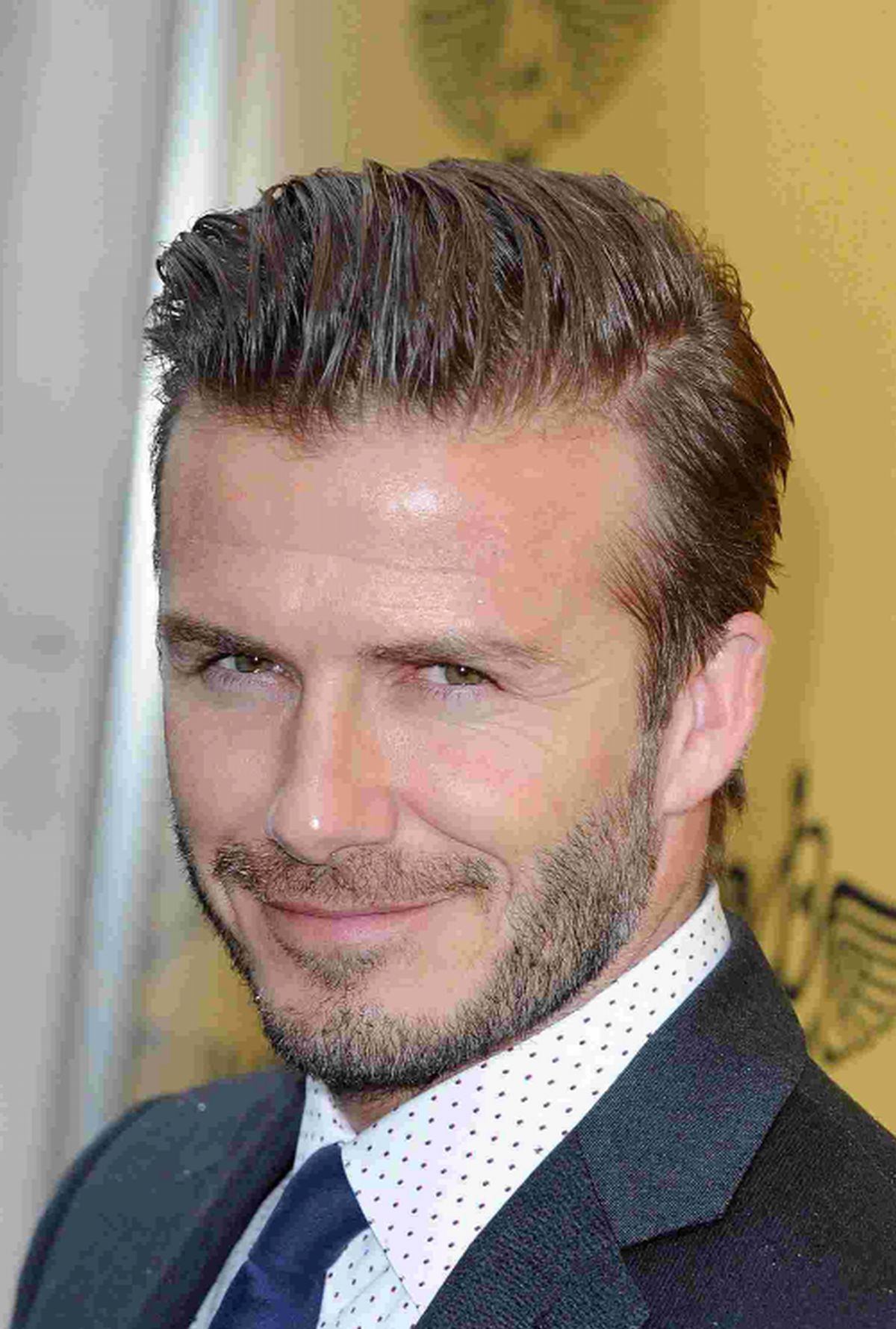 Burnham and Highbridge Weekly News: David Beckham