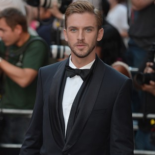 Dan Stevens will provide his voice talents for The Tomorrow People