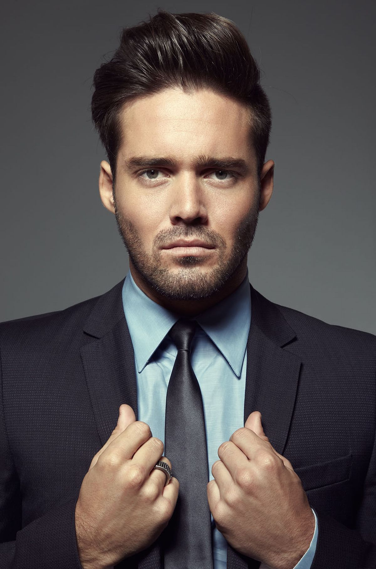 Burnham and Highbridge Weekly News: I'M BACK: Spencer Matthews
