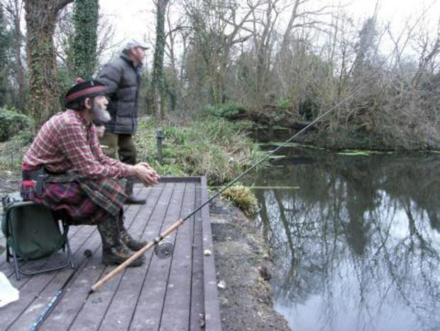 Burnham and Highbridge Weekly News: ANGLING: Good catches on reservoirs
