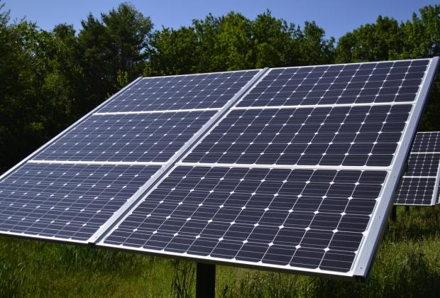Rooksbridge solar farm given green light