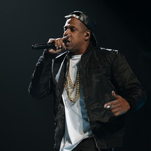 Jay Z invited a young fan on stage to rap for him