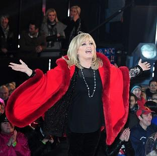 Linda Nolan is in the Celebrity Big Brother house