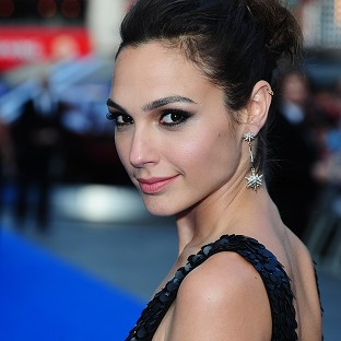 Gal Gadot will play Wonder Woman on the big screen